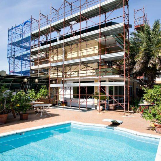 ristrutturazioni esterni abitazioni